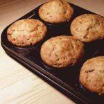 Apfel-Gwürz-Muffins im Blendtec Mixer