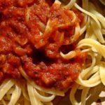 Tomatensosse im Blendtec Mixer