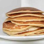 Weizenvollkorn-Pancakes